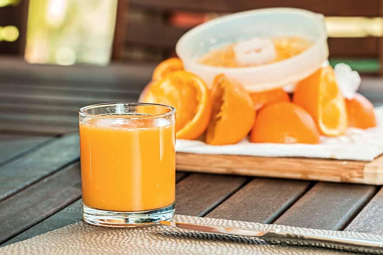 Can Cats Drink Orange Juice